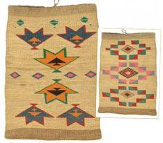 Nez Perce Cornhusk Bag : Lot 10