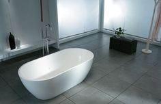 Jura Natural Stone Bathtub
