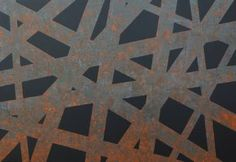 perforated corten steel plate