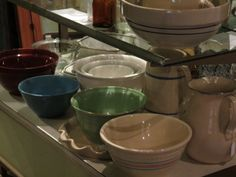 Crock bowls great prices