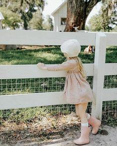 White Barn, Girls, Fashion, Toddler Girls, Moda, Daughters, Fashion Styles, Maids, Fashion Illustrations