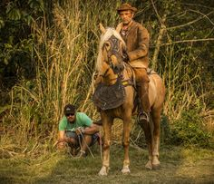 Domingos Montagner sempre foi muito concentrado em seu ofício de ator (Foto…