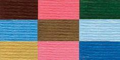 Embroidery - DMC Floss/800-899