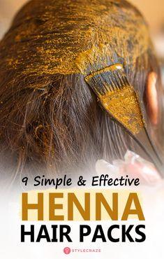 Hair Care Products : Henna For Hair: 9 Simple & Effective Hair Packs Sisterlocks, Hair Care Routine, Hair Care Tips, Henna For Hair Growth, Henna Hair Color, Henna Hair Dyes, Hair Colours, Beyonce, Ayurvedic Hair Oil
