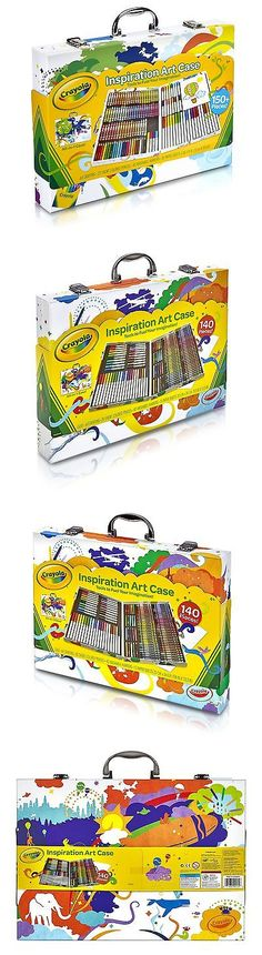 Markers and Crayons 102951: School Supplies Crayola Crayons Coloring Art Case Kids Children Boy Girls 150Pcs -> BUY IT NOW ONLY: $36.39 on eBay!
