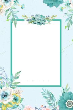 Precious Tips for Outdoor Gardens - Modern Invitation Background, Flower Invitation, Invitation Cards, Invitations, Flower Background Images, Flower Backgrounds, Background Patterns, Frame Floral, Flower Frame
