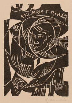 Dusan Janousek, Art-exlibris.net