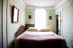 HOME & GARDEN: L'appartement vintage de Jamie et Anthony