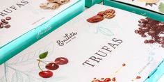 Emilita — The Dieline - Package Design Resource Packaging News, Brand Packaging, Design Awards, Design Trends, Chocolate Packaging, Typography Logo, Packaging Design Inspiration, Package Design, Cool Designs