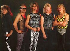 Awkward Band Publicity Photos Radios, Pretty Boy Floyd, Awkward Photos, Tunnel Of Love, Metal Albums, Judas Priest, Band Photos, Your Boyfriend, Metal Bands