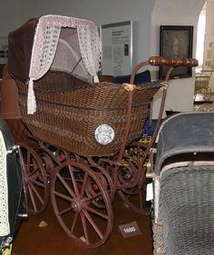Kinderwagensammlung Schloss Moritzburg Zeitz