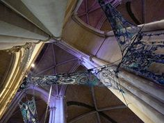 'Mater Matrix Mother and Medium' by Mandy Greer at the Cathedral of St. John the Divine, NYC, until March 2012    MMMM will be up until March 2012