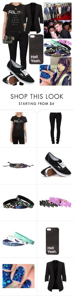 """""""Meeting TMR + TST cast"""" by dovelytaehyung ❤ liked on Polyvore featuring ONLY, Disney, Vans and Hot Topic"""