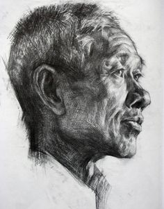 A few weeks ago, blog reader Charles Valsechi asked for a step-by-step drawing sequence by an academically trained Chinese artist. Let...
