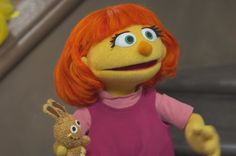 """Julia, The First Muppet With Autism, Is About To Make Her Debut On """"Sesame Street."""" The sky-rocketing rate of autism diagnoses is reflected in the number of vaccine-damaged children."""