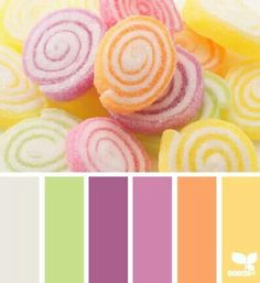 Kids room paint ideas for girls color combos design seeds Ideas Spring Color Palette, Colour Pallette, Color Palate, Spring Colors, Colour Schemes, Color Patterns, Color Combos, Vintage Color Schemes, Design Seeds