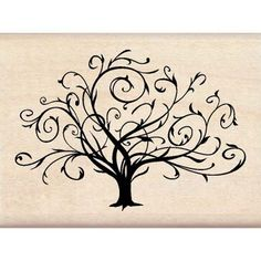 """This is the basis for my tattoo... plus I bought the stamp so I can """"monogram"""" books, etc. with it!:"""