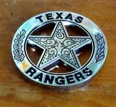 """Image detail for -pinnacle of Texas Law enforcement. """"You don't mess with a Ranger ..."""