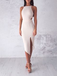 Swans Style is the top online fashion store for women. Shop sexy club dresses, jeans, shoes, bodysuits, skirts and more. Night Outfits, Dress Outfits, Fashion Dresses, Dress Up, Bodycon Dress, Tube Dress, Grad Dresses, Event Dresses, Short Dresses