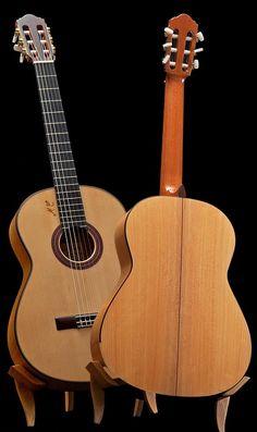 Mariano Conde Flamenco Guitar