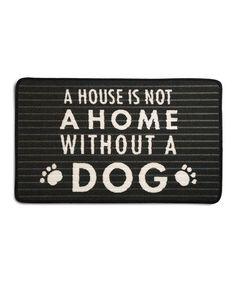 Dog Floor Mat | Zulily