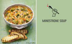 Jamie's minestrone