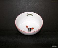 Porcelánová miska Krtek 14,5cm Thun