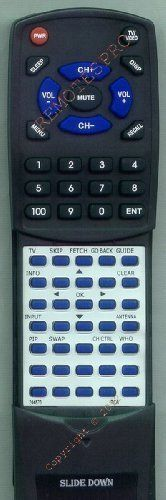 PROSCAN Replacement Remote Control for 225617, 231541, 233066, 238545, 244876 by Redi-Remote. $39.95. This is a custom built replacement remote made by Redi Remote for the PROSCAN remote control number 244876. *This is NOT an original  remote control. It is a custom replacement remote made by Redi-Remote*  This remote control is specifically designed to be compatible with the following models of PROSCAN units:   225617, 231541, 233066, 238545, 244876, CRK76TCL3, CRK8...