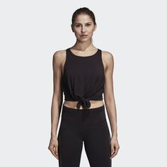 Shop for Women's Climalite Knot Tank Top - Black at adidas.ca! See all the styles and colours of Women's Climalite Knot Tank Top - Black at the official adidas online shop Canada.