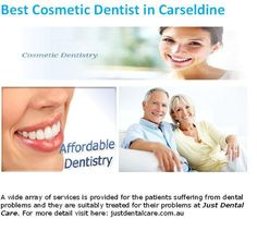 #Best Cosmetic Dentist in Carseldine