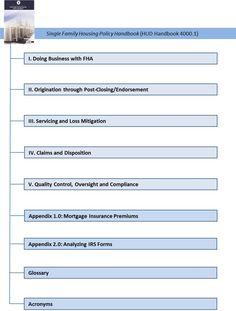 Handbook Orginization Structure click to expand