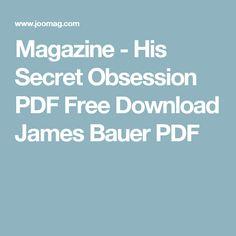 Obsession phrases kelsey diamond pdf free download psychology his secret obsession ebook free download his secret obsession ebook free download his secret obsession ebook fandeluxe Gallery