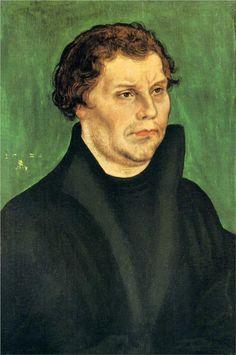Martin Luther, 1526, Lucas Cranach the Elder