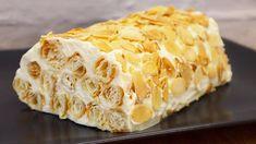 Kitchen Recipes, Snack Recipes, Dessert Recipes, Snacks, Party Desserts, Cookie Desserts, Pasta Cake, Oreo Cheesecake Recipes, Puff Pastry Desserts