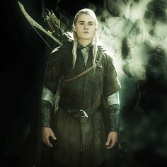 Legolas - what more can I say?