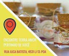 Sabe onde encontrar os temperos Terra Amor?  Na zona sul de Porto Alegre você encontra os temperos no Armazém Girassol, uma loja muito agradável e cheinha de novidades :) Fica na Rua Juca Batista, 4531 lj 13 no Bairro Hípica 👉 @armazemgirassolpoa  Acesse nossa loja virtual e veja outros lugares também: http://www.terraamor.com.br/onde-encontrar