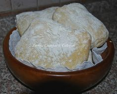 Non di solo pane...: CAZZOTTI DI PANE A LIEVITAZIONE NATURALE