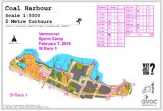 Orienteering event taking place: February 2014 - February 2014 Orienteering is an exciting sport for all ages and fitness levels that involves reading a detailed map and using a compass to find checkpoints. Contour, Vancouver, February 9, Maps, Camping, How To Plan, Reading, Contouring, Campsite