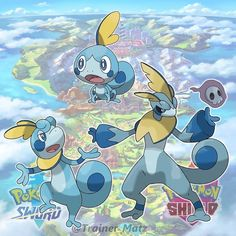"""Okay guys! Here's my """"prediction"""" on how Sobble's evo could look like 🤔 . What do u think? What's your prediction for them? Pokemon Tumblr, O Pokemon, Pokemon Images, Pokemon Fusion, Pikachu, Pokemon Stuff, Pokemon Breeds, Curious Creatures, Fall Is Here"""