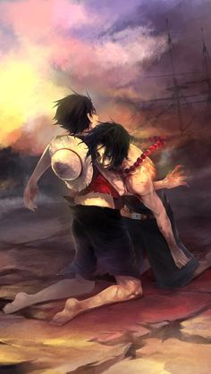 Anime One Piece Pirate Luffy Backpack 7 Styles One Piece Ace, One Piece Luffy, One Piece Pictures, One Piece Images, One Piece Crossover, Image Triste, Mob Psycho 100 Anime, One Piece Wallpaper Iphone, Ace Sabo Luffy