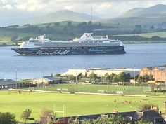Mein Schiff passing Gourock 23:7/2015 Battery Park, Cruise Ships, Scotland, Vehicle, Container, Ocean, Boat, Places, Pictures