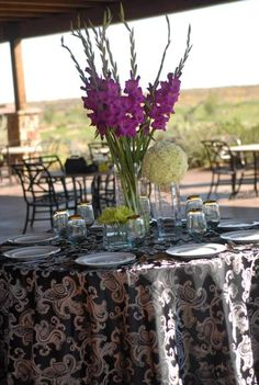 Weddings From romantic to stunning, post reference 5661247231 - The most romantic wedding tips to plan that gorgeous and momentus time. unique wedding centerpieces diy floral arrangements suggestions posted on this day 20190127 , Unique Wedding Centerpieces, Floral Centerpieces, Wedding Decorations, Wedding Ideas, Centerpiece Ideas, Table Centerpieces, Gladiolus Centerpiece, Gladiolus Arrangements, Gladiolus Wedding