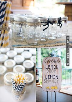 wedding cocktail ideas | CHECK OUT MORE IDEAS AT WEDDINGPINS.NET | #weddingfood #weddingdrinks