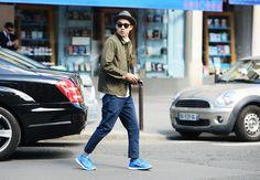 Tommy Ton's Street Style Paris