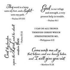 Look to the Light stamp set