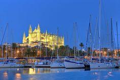 Las ciudades españolas con el aire más limpio: Palma de Mallorca (Islas Baleares)