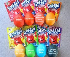 How To Dip Dye Your Hair With Kool Aid #Beauty #Musely #Tip