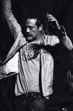Whatever, Jeffrey Dean Morgan