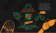 Unique skateboard recycling concept - read on BoredPanda.com