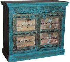 wooden 2 drawer sideboards